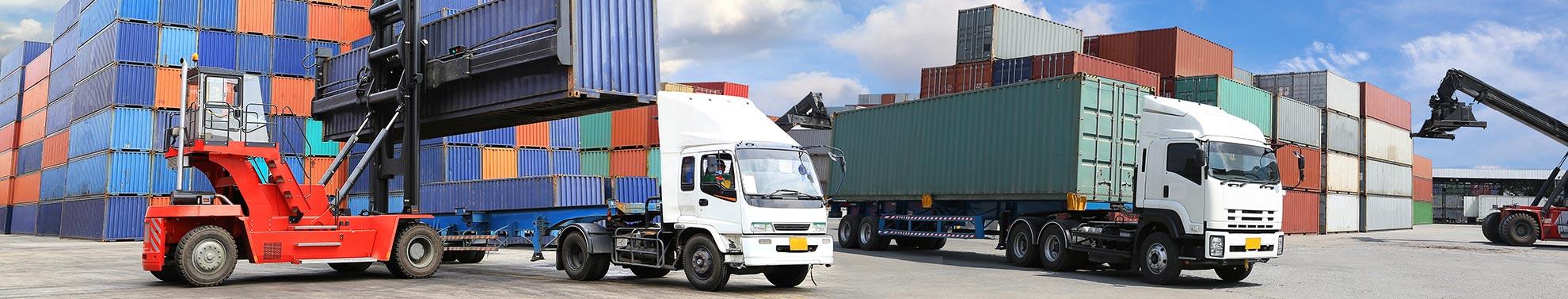 transport kontenerów Gdynia